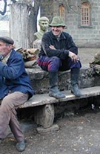 JEUDI 17 DÉCEMBRE 2009 à 20H ☞ «Un dragon dans les eaux pures du Caucase», de Nino Kirtadzé