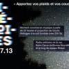 VENDREDI 12 JUILLET 2013 ▶ Projection en plein air