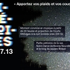 VENDREDI 12 JUILLET 2013 ▶ Projection en plein air