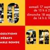 SAMEDI 17 et DIMANCHE 18 SEPTEMBRE 2016 ▶ L'Autre Ecran fête ses 10 ans