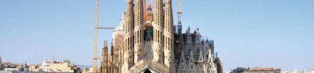 JEUDI 9 MAI 2019 à 20 h : Gaudí, le mystère de la Sagrada Família