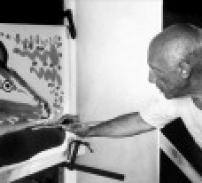 JEUDI 28 MAI 2009 à 20H ☞ «LE MYSTERE PICASSO», de Henri-Georges Clouzot avec Pablo Picasso