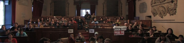 MARDI 7 FÉVRIER 2012 à 19H30 ☞  «PALAZZO DELLE AQUILE», un film de Stefano Savona, Alessia Porto, Ester Sparatore